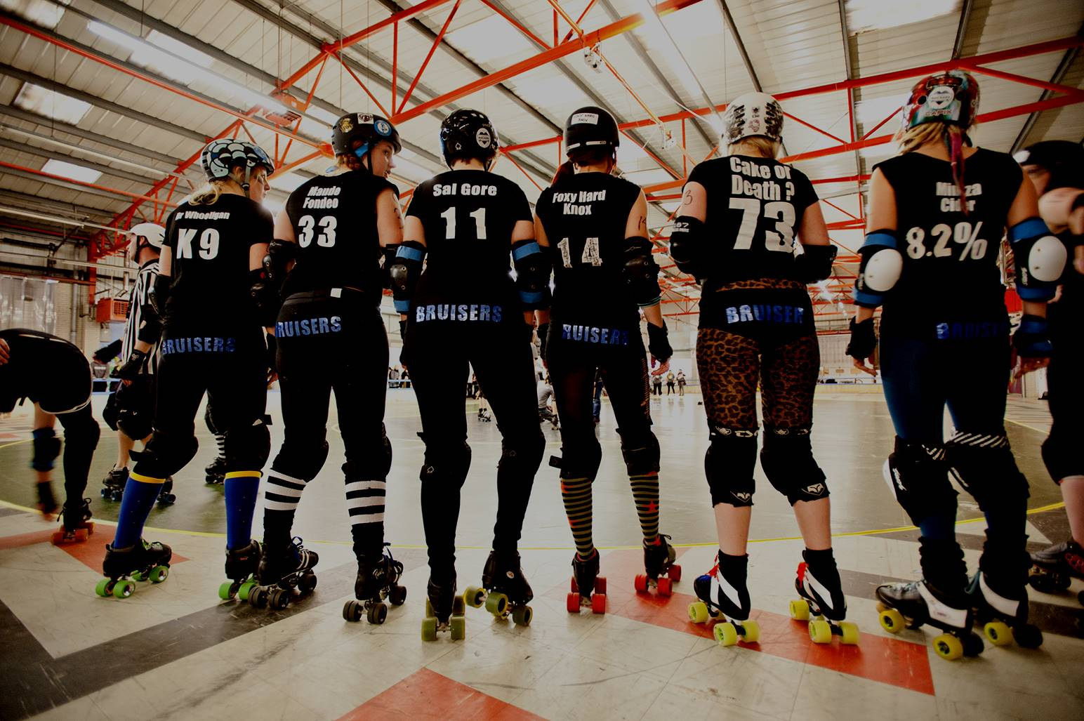 Groups, Teams and Committee Management - Roller Derby On Film